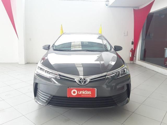 Toyota corolla gli upper 1.8 flex 2018