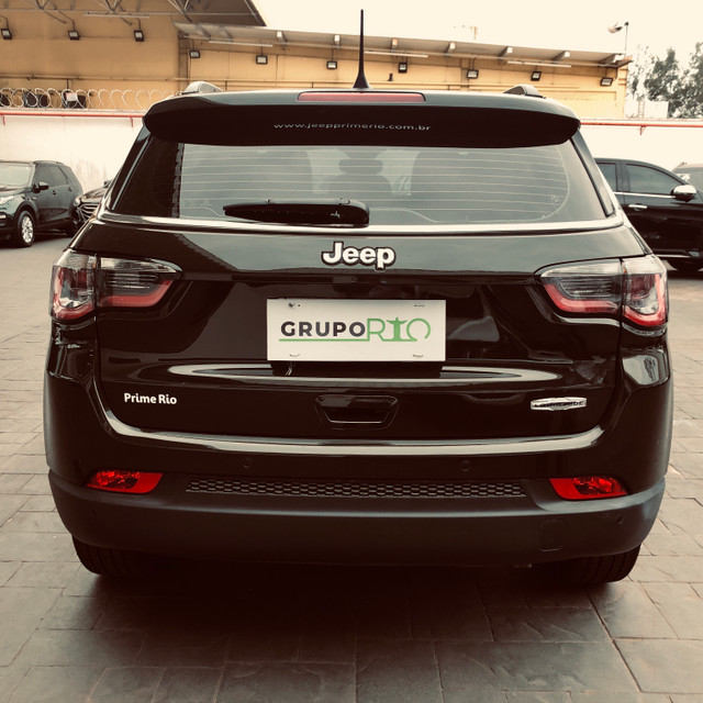 Jeep Compass Longitude 2018 km 13 - Foto 3