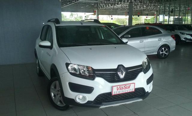 Sandero StepWay 1.6 - Seminovos Via Sul