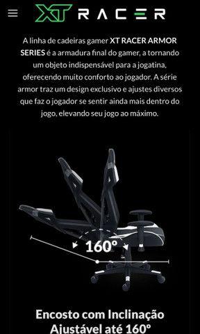 Cadeira ergonômica Xt racer - Foto 3