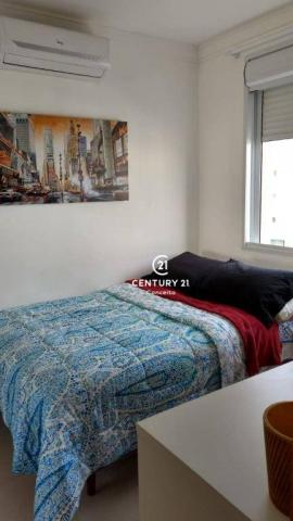 Apartamento com 3 dormitórios à venda, 104 m² por R$ 650.000,00 - Abraão - Florianópolis/S - Foto 19