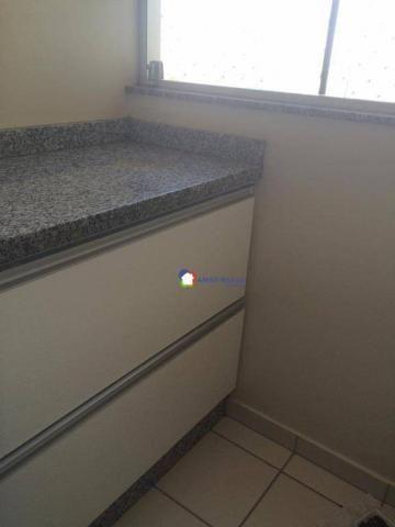 Apartamento com 3 dormitórios à venda, 81 m² por R$ 305.000,00 - Cidade Jardim - Goiânia/G - Foto 11