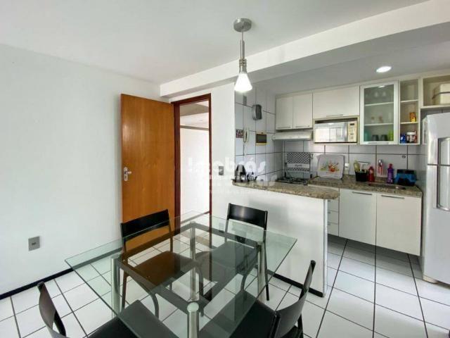 Apartamento à venda, 64 m² por R$ 375.000,00 - Aldeota - Fortaleza/CE - Foto 3