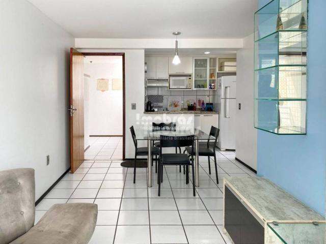 Apartamento à venda, 64 m² por R$ 375.000,00 - Aldeota - Fortaleza/CE - Foto 2