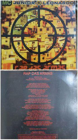 10 Lps Funk Rap Nacional - Foto 6
