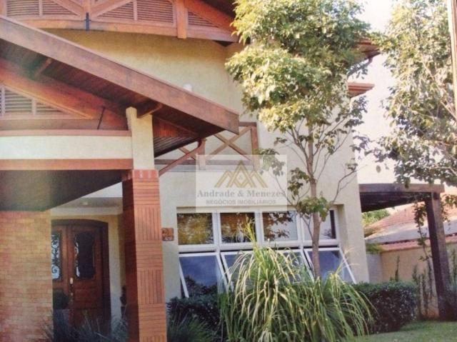 Casa residencial para locação, Bonfim Paulista, Ribeirão Preto. - Foto 4