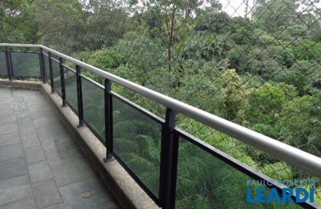 Apartamento para alugar com 4 dormitórios em Alto da boa vista, São paulo cod:530227 - Foto 8