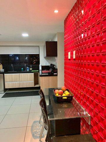 Apartamento Alto Padrão, 218m2. Na 1º quadra da praia.! - Foto 18