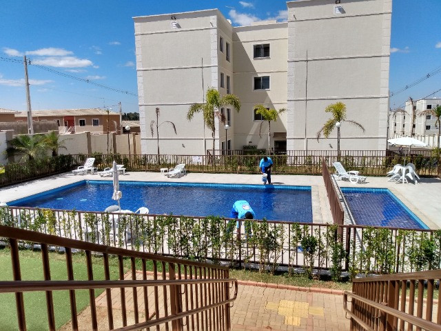 Alugue-se lindo apartamento R$650 Condomínio belle Nature Valparaíso - Foto 16
