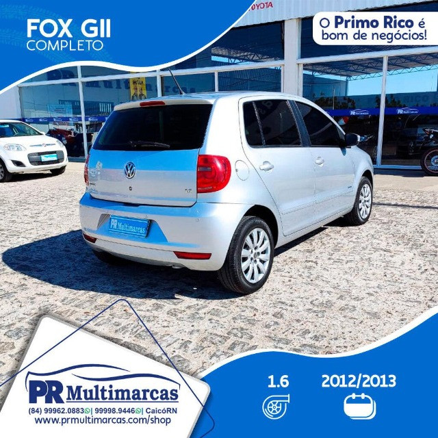 VW Fox Itred 1.6 2013 - Foto 3