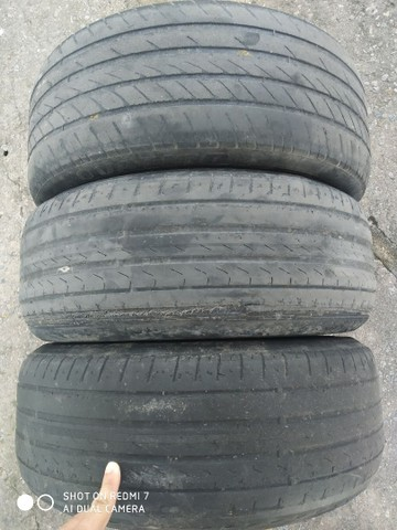 Pneu 215/50 R17 2 Pirelli e 1 Ovation