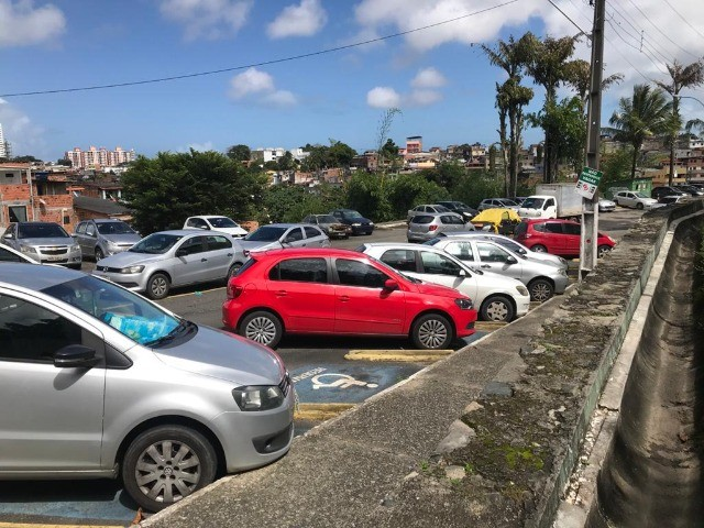 Apartamento térreo no Cond. Villa das Palmeiras - Cabula - Foto 17
