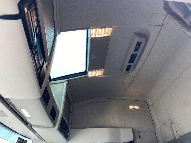 Volvo FH420 4X2T 2019 Teto Alto Automático Toco - Foto 9