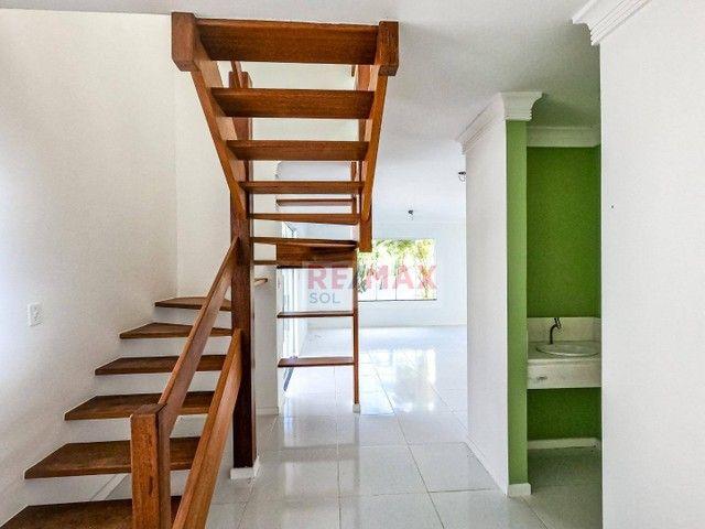 Casa cond. Aquaville com 4 quartos sendo 2 suítes, 180 m² por R$ 460.000 - Arembepe - Cama - Foto 4