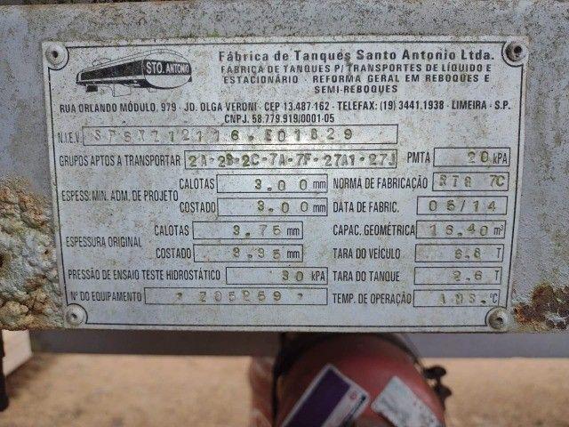 Tanque Santo Antonio  - Foto 10
