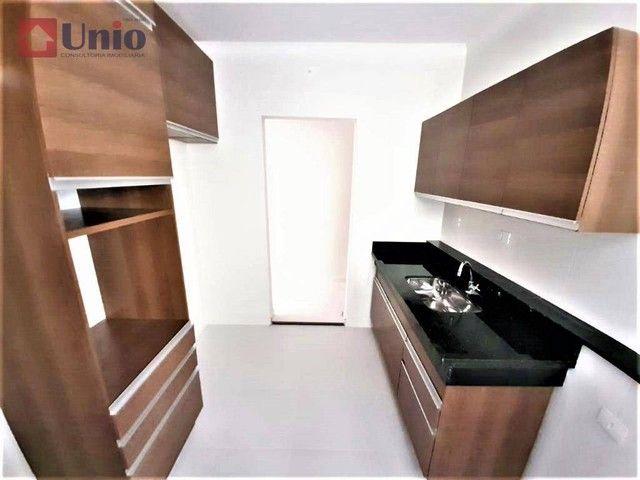 Apartamento com 3 dormitórios à venda, 72 m² por R$ 164.000 - Morumbi - Piracicaba/SP - Foto 18