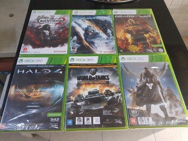Halo 4 Ed. Colecionador (Dublado-Novo-lacrado) - Xbox360 - Original - Foto 5