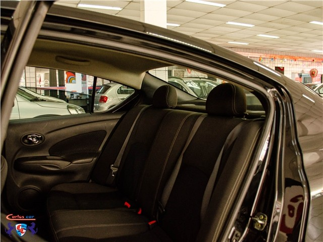 Nissan Versa 2018 1.6 16v flex sv 4p xtronic - Foto 9