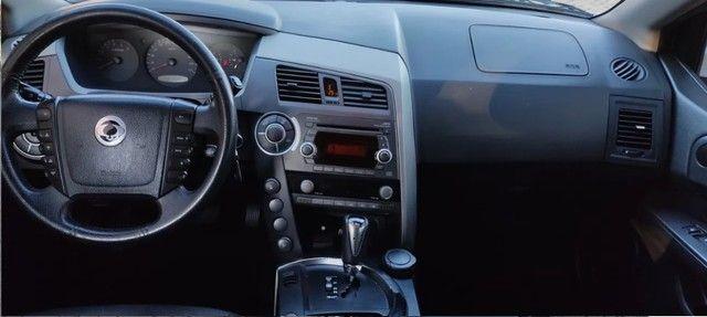 Ssangyong Kyron 2.0 16V Turbo Diesel Intercooler 4X4 Automático - Foto 4