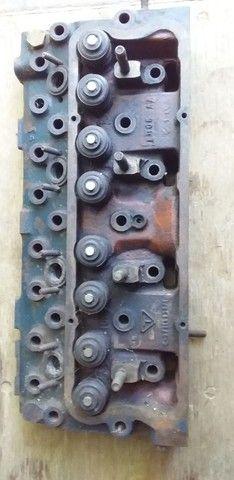 Cabeçote motor perkins 4 cilindros - Foto 3