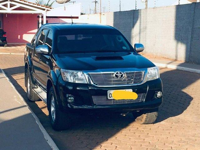Hilux srv diesel 2012/2012 - Foto 3