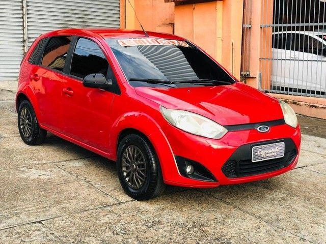Fiesta 1.0 Rocam Hatch 8V Flex 4P Manual 2012 - Foto 2