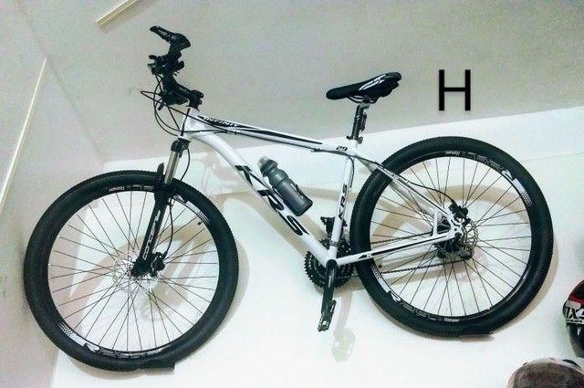 Bicicleta com FREIO HIDRÁULICO - Foto 2