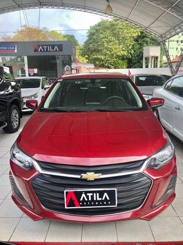 Chevrolet onix 1.0 LT 2020 extra !!!
