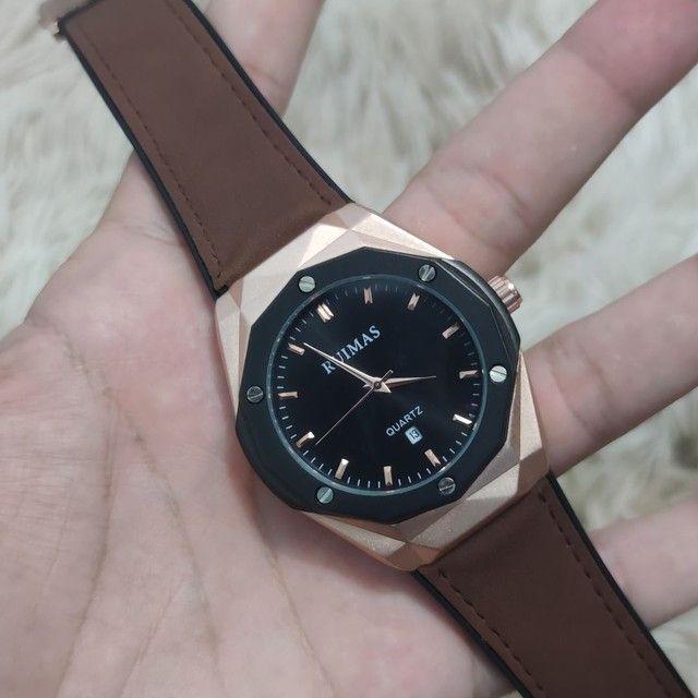Relógio Masculino Ruimas Importado Premium - Foto 2