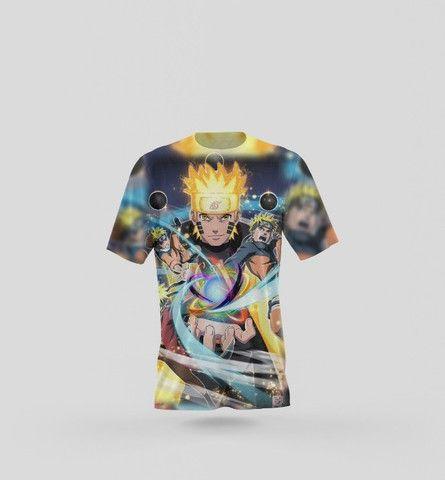 Venda de Camisas Personalizadas (Sublimação Total)