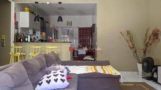 Casa com 2 dormitórios à venda, 84 m² por R$ 220.000,00 - Terramar (Tamoios) - Cabo Frio/R - Foto 5