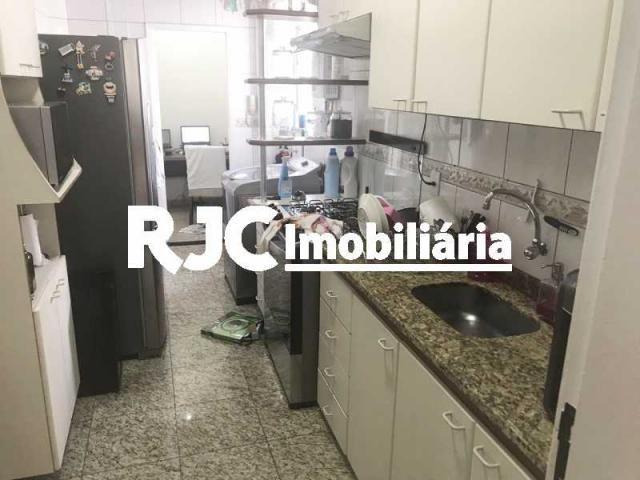 Apartamento à venda com 3 dormitórios em Rio comprido, Rio de janeiro cod:MBAP33336 - Foto 12