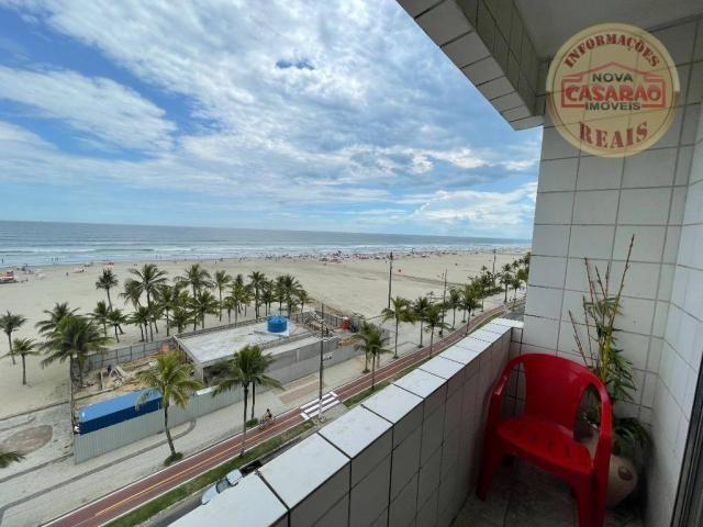 Apartamento com 2 dormitórios à venda, 72 m² por R$ 330.000 - Guilhermina - Praia Grande/S - Foto 4