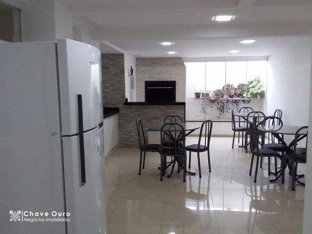 Apartamento com 2 dormitórios para alugar, 95 m² por R$ 1.100,00/mês - Centro - Cascavel/P - Foto 19