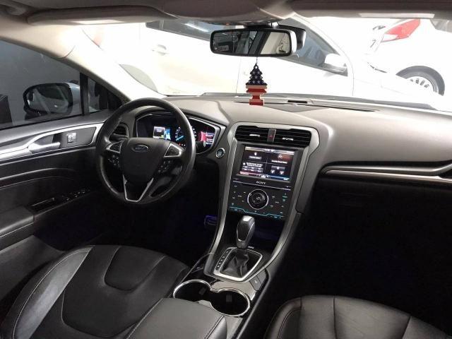 FUSION 2013/2014 2.0 TITANIUM AWD 16V GASOLINA 4P AUTOMÁTICO - Foto 11