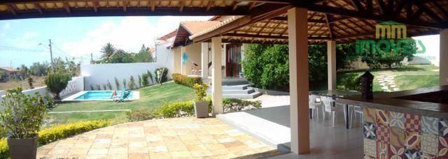 Casa com 4 dormitórios à venda, 990 m² por R$ 620.000,00 - Porto das Dunas - Aquiraz/CE - Foto 13
