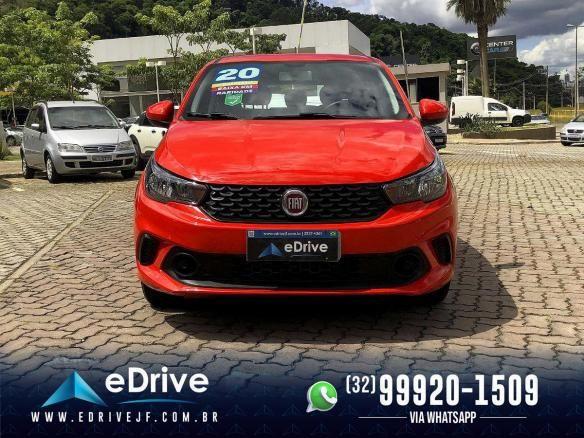 Fiat Argo Drive 1.0 6V Flex - IPVA 2021 Pago - 4 Pneus Novos - Sem Detalhes - 2020 - Foto 3