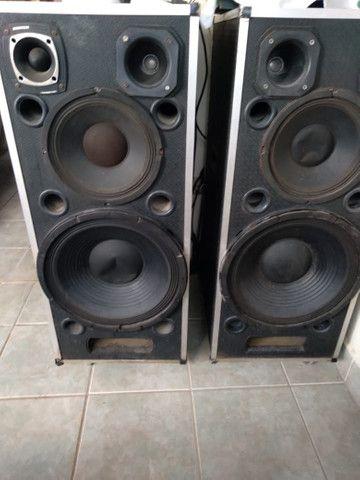 Amplificador/mesa de som