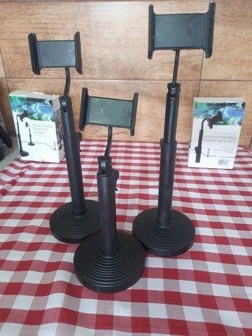 Pedestal profissional para Celular - Foto 4