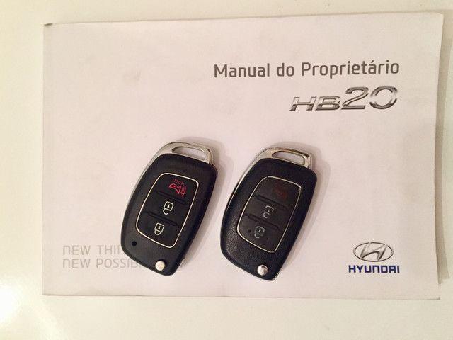 HB20 1.6 Premium 2014 - Foto 18
