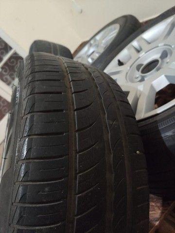5 Rodas aro 16 com pneu  - Foto 6