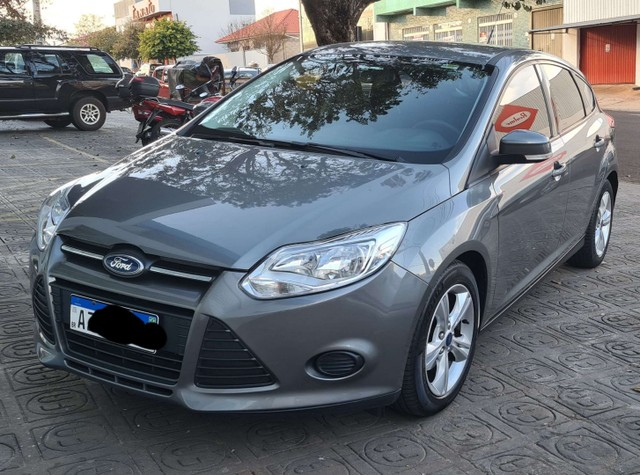 FORD FOCUS 14/15 S AT 1.6 HATCH  - Foto 4