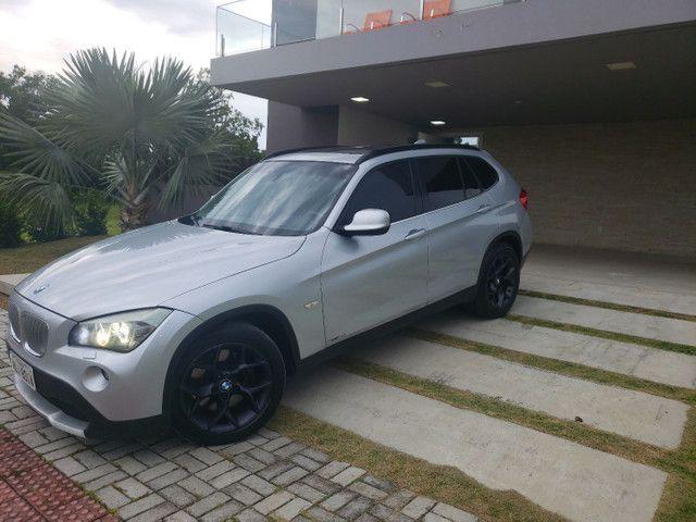 Bmw X1 , 4x4 , aceita troca maior valor BMW X5, GLC 250, Range Rover , Audi,Cayenne