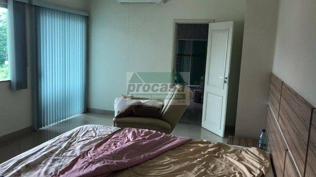 Casa com 4 suites p/ alugar na Ponta Negra em condominio fechado - Foto 10