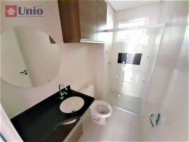 Apartamento com 3 dormitórios à venda, 72 m² por R$ 164.000 - Morumbi - Piracicaba/SP - Foto 14