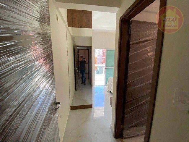 Apartamento com 2 dormitórios à venda, 70 m² por R$ 359.000 - Tupi - Praia Grande/SP - Foto 11