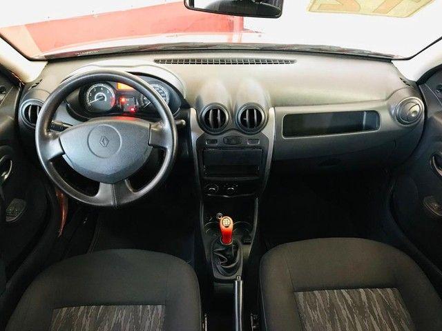 Renault Sandero  Authentique 1.0 16V (flex) FLEX MANUAL - Foto 5