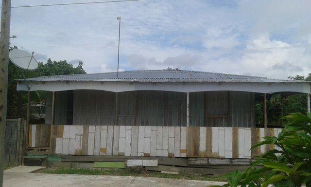Vendo uma casa com dois terrenos e um sítio valor a negociar  - Foto 5