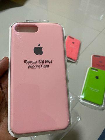 Cases p/ iPhone 7/8 Plus  - Foto 4