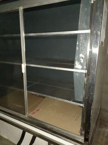 Refrigerador auto serviço barbada - Foto 4